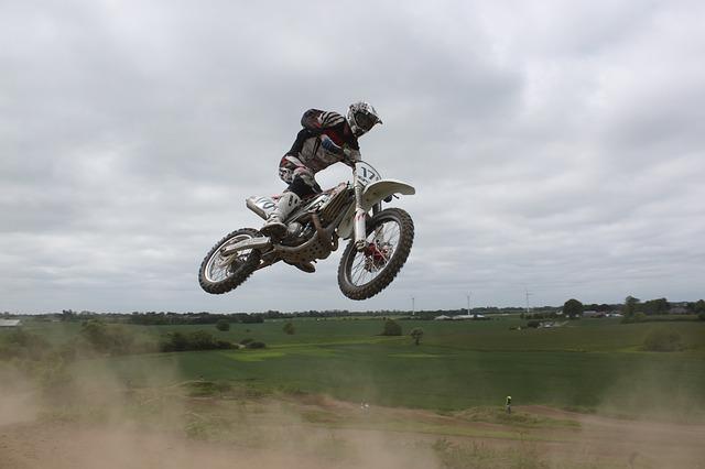 moto cross motorka