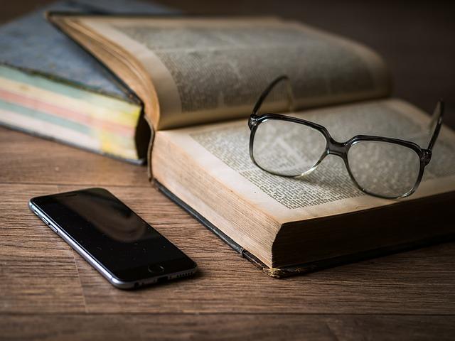 mobil u knihy