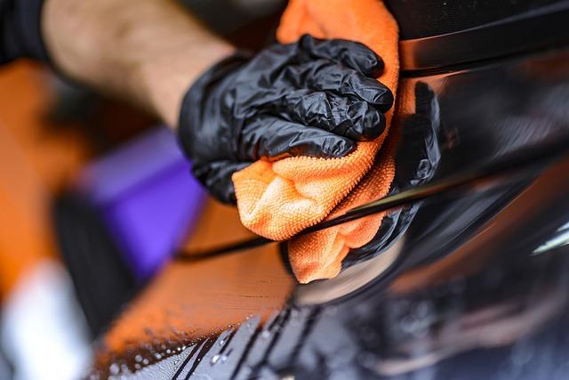 umývání auta