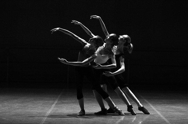 baletní tanečnice